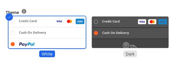 Funnelish payment methods - Funnelish pay